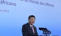 จีนให้คำมั่นเกี่ยวกับความคิดริเริ่ม 8 ข้อกับแอฟริกา