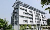 บ้านสีเขียวสหประชาชาติ ณ กรุงฮานอยได้รับรางวัลของสภากิจการแห่งสีเขียวโลก