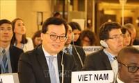 เปิดการประชุมสภาสิทธิมนุษยชนของสหประชาชาติ