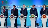 เวียดนามเข้าร่วมการประชุมหน่วยงานศาลและตุลาการระหว่างประเทศ ณ ประเทศไทย