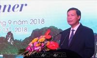 WEF ASEAN 2018: จังหวัดกว๋างนิงจะปฏิบัติคำมั่นพัฒนาเป็นจังหวัดที่มีการขยายตัวอย่างรวดเร็วเพื่อดึงดูดการลงทุน