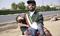 ข่าวเหตุโจมตีในงานพาเหรด ที่  เมือง Ahvaz ประเทศ อิหร่าน