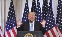 ประธานาธิบดีสหรัฐประกาศแผนลงนามข้อตกลง NAFTA ใหม่