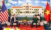 เวียดนามและสหรัฐกระชับความร่วมมือด้านกลาโหม