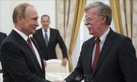 รัสเซียและเยอรมนีเตือนเกี่ยวกับผลเสียหายจากการที่สหรัฐถอนตัวจากสนธิสัญญาควบคุมอาวุธ