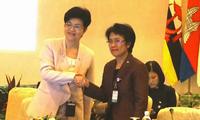 ไทยรับหน้าที่ประธานการประชุมอาเซียนเกี่ยวกับปัญหาราชการ