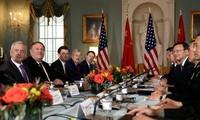 สหรัฐยืนยันว่า จะไม่มุ่งสู่สงครามเย็นกับจีน
