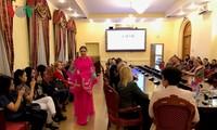 แนะนำวัฒนธรรมเวียดนามผ่านชุดอ๊าวหย่ายในประเทศรัสเซีย