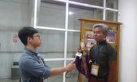 นาย นิเวศ แววสมณะกับการอนุรักษ์ศิลปะการแสดงหุ่นกระบอกไทย