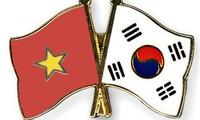 ความสัมพันธ์ระหว่างเวียดนามกับสาธารณรัฐเกาหลีพัฒนาอย่างเข้มแข็งต่อไป