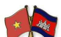 กระชับความสัมพันธ์มิตรภาพและความร่วมมือพิเศษเวียดนาม-กัมพูชา