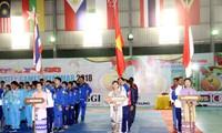 การแข่งขันกีฬามหาวิทยาลัยอาเซียนครั้งที่ 19 – นักคาราเต้เวียดนามคว้า 1 เหรียญทอง