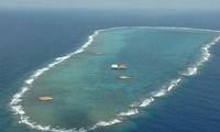 ญี่ปุ่นประท้วงจีนที่ทำการสำรวจเขตทะเลรอบเกาะโอคิโนโตริ