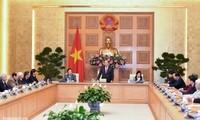 นายกรัฐมนตรีเหงวียนซวนฟุกพบปะกับผู้บริหารสมาคมให้การศึกษาและดูแลสาธารณสุขชุมชนเวียดนาม