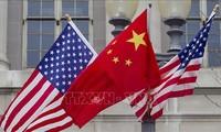 สหรัฐมีความมั่นใจเกี่ยวกับความคืบหน้าของการเจรจาด้านการค้ากับจีน