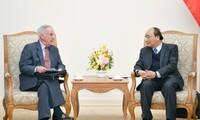 เวียดนามมีความประสงค์กระชับความร่วมมือกับสหรัฐและสิงคโปร์