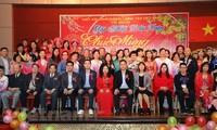 ชมรมชาวเวียดนามในฮ่องกงและมาเก๊า ประเทศจีนต้อนรับวสันต์ฤดูปีกุน 2019