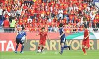 สื่อต่างชาติชื่นชมทีมฟุตบอลเวียดนามที่มีการพัฒนาอย่างข้ามขั้น