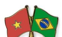 บราซิลจะร่วมกับเวียดนามกระชับความสัมพันธ์ทวิภาคีให้พัฒนามากขึ้น