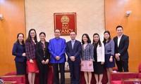 ความร่วมมือด้านการศึกษาระหว่างเวียดนามกับไทย