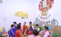 โรงเรียนอนุบาลมิตรภาพเวียดนาม–สาธารณรัฐประชาธิปไตยประชาชนเกาหลี สัญลักษณ์ของความสัมพันธ์ระหว่างเวียดนามกับสาธารณรัฐประชาธิปไตยประชาชนเกาหลี