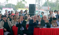 วันกลอนเวียดนามครั้งที่ 17ปี 2019มีส่วนร่วมประชาสัมพันธ์วรรณกรรมเวียดนามสู่สายตาชาวโลก