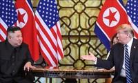 ประธานาธิบดีสหรัฐพร้อมเจรจากับสาธารณรัฐประชาธิปไตยประชาชนเกาหลีต่อไป