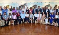 เวียดนามเข้าร่วมการสัมมนาผู้บริหารด้านวัฒนธรรมและศิลปะครั้งที่6