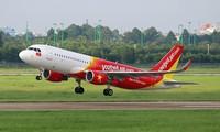 สายการบิน Vietjet เปิดเส้นทางบินระหว่างประเทศ