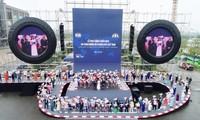 เปิดการรณรงค์ระดับโลกเพื่อความปลอดภัยด้านการจราจรในเวียดนาม