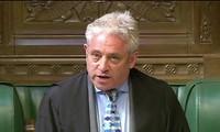 ประธานสภาล่างอังกฤษตั้งเงื่อนไขให้แก่รัฐบาล
