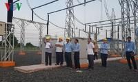 เวียดนาม ลาวและไทยสนับสนุนการจ่ายกระแสไฟฟ้าให้แก่กัมพูชา