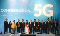 การประชุมอาเซียนเกี่ยวกับการพัฒนาเครือข่าย5G