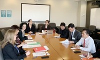 กระชับความสัมพันธ์ระหว่างสภาแห่งชาติเวียดนามกับรัฐสภาแคนาดาให้พัฒนาอย่างเข้มแข็งมากขึ้น