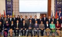การประชุมรัฐมนตรีว่าการกระทรวงการคลังอาเซียน+3วางมาตรการรับมือวิกฤตการเงิน