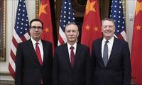 สหรัฐและจีนเสร็จสิ้นการเจรจานัดแรกเกี่ยวกับปัญหาการค้า