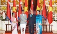 เวียดนาม-เนปาลออกแถลงการณ์ร่วม