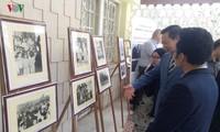 กิจกรรมรำลึกครบรอบ 129 ปีวันคล้ายวันเกิดของประธานโฮจิมินห์ทั้งภายในและต่างประเทศ