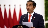นาย โจโก วิโดโดได้รับชัยชนะในการเลือกตั้งประธานาธิบดีอินโดนีอีกสมัย