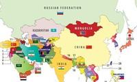 เวียดนามเลื่อนขึ้น 1 อันดับใน Asia Power Index