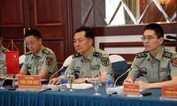 กองทัพเวียดนามและจีนกระชับความร่วมมือในการวิจัยวิทยาศาสตร์