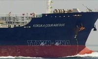 เหตุเรือบรรทุกน้ำมัน 2 ลำระเบิดนอกชายฝั่งอ่าวโอมาน – สหประชาชาติเตือนว่า จะไม่ปล่อยให้เกิดการเผชิญหน้าในเขตอ่าว