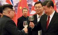 การเยือนประเทศสาธารณรัฐประชาธิปไตยประชาชนเกาหลีที่มีหลายเป้าหมายของประธานประเทศจีนสีจิ้นผิง