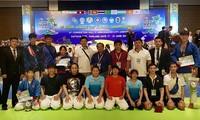 เวียดนามได้รับเหรียญรางวัลต่างๆในการแข่งขันคูราช ชิงแชมป์เยาวชนเอเชีย