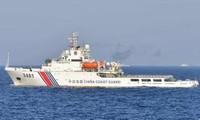 บรรดาส.ว.สหรัฐแสดงท่าทีต่อปฏิบัติการของจีนที่ไม่ถูกต้องตามกฎหมายในทะเลตะวันออก
