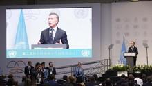国連の第2回南南協力サミットに参加