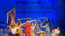 Acara pembukaan Festival  Musik ASEAN 2019