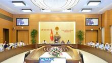 ปิดการประชุมครั้งที่ 35 คณะกรรมาธิการสามัญสภาแห่งชาติ