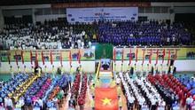 2019년 제 2 급 행정구, 11차 전국 소수민족 체육대회