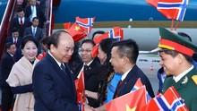 응우옌 쑤언 푹 총리,공식 방문 일정시작